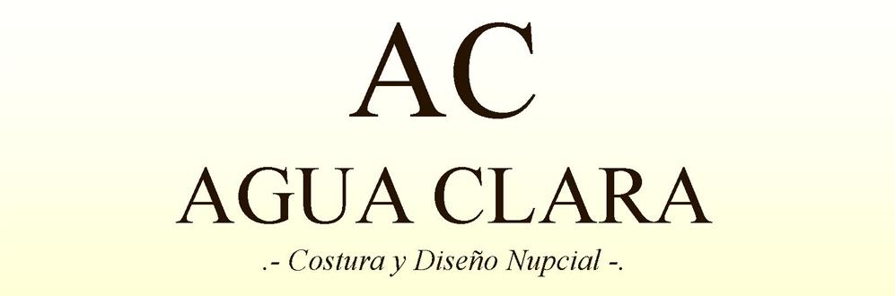 Agua Clara Novias