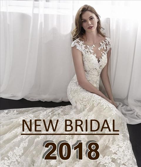 Agua Clara Novias - NEW  BRIDAL 2018 - Agua Clara Novias